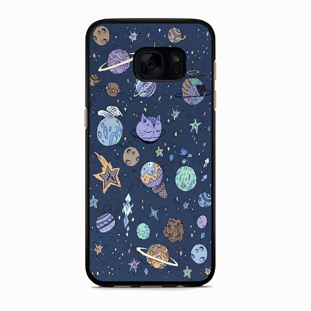 Universe Planet Cosplay Samsung Galaxy S7 Case