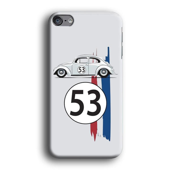 VW 53 Herbie iPod Touch 6 Case