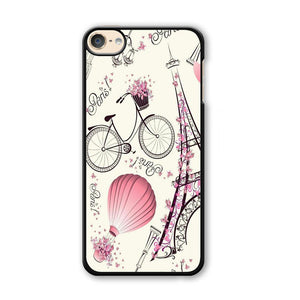 Vacation in Paris iPod Touch 6 Case