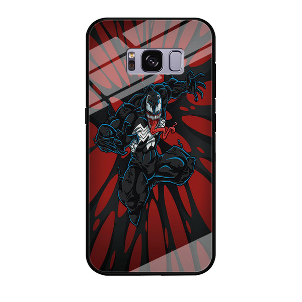 Venom Black Slime Samsung Galaxy S8 Plus Case