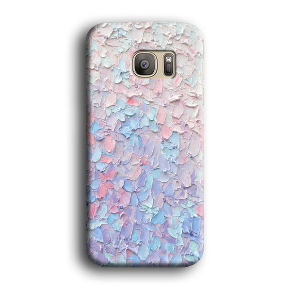 Viscous Paint Soft Colour Samsung Galaxy S7 Case