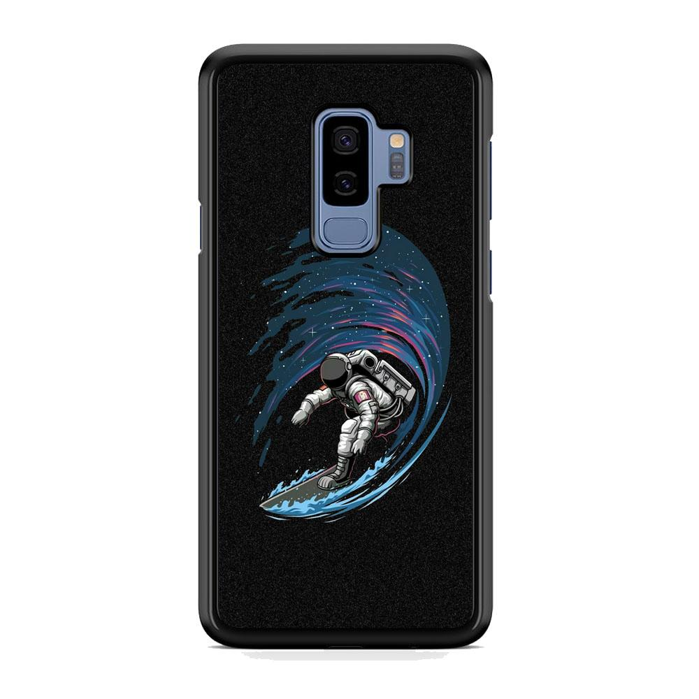 Wave In Space Samsung Galaxy S9 Plus Case