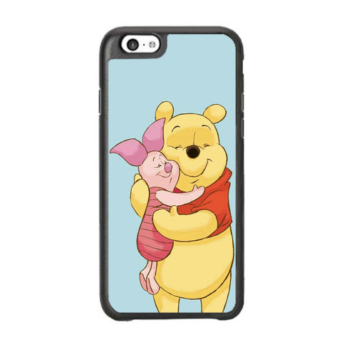 Winnie The Pooh Huge Piglet iPhone 6 Plus | 6s Plus Case