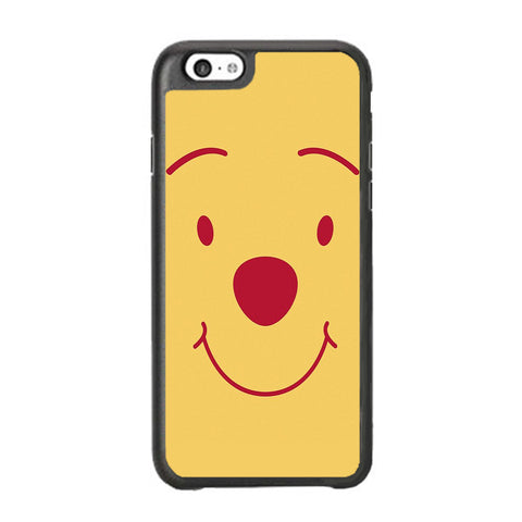 Winnie The Pooh Smile Face iPhone 6 Plus | 6s Plus Case