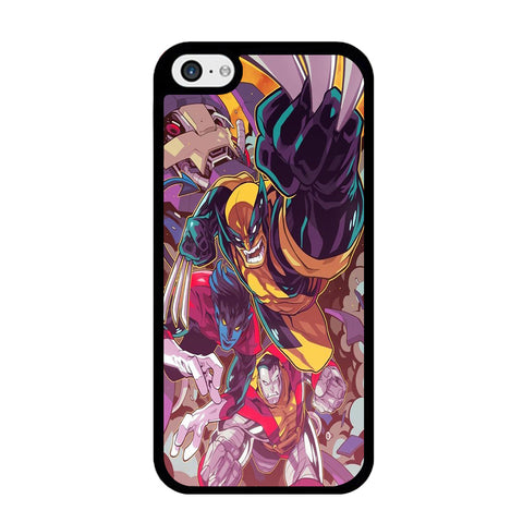X Men Battle Team iPhone 5 | 5s Case