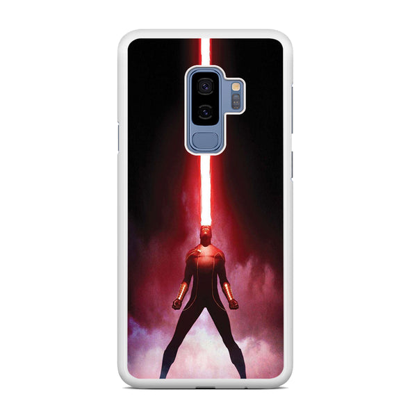 X Men Cyclops Power Samsung Galaxy S9 Plus Case