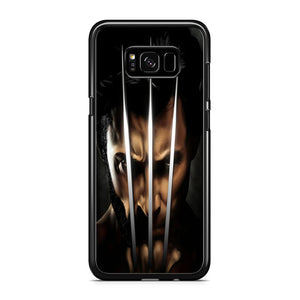 X Men Logan Samsung Galaxy S8 Case