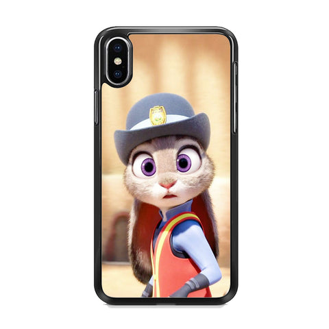 Zootopia Judy Hoops iPhone XS MAX Case