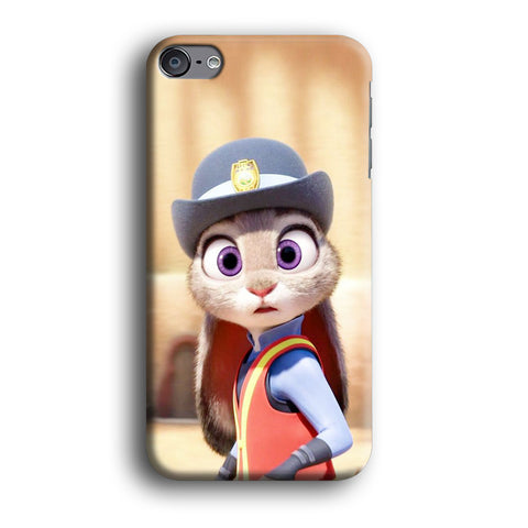 Zootopia Judy Hoops iPod Touch 6 Case