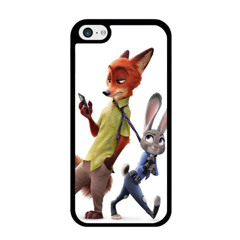 Zootopia Nick judy Partner iPhone 5 | 5s Case