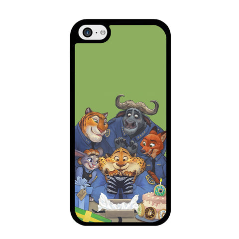 Zootopia Police Team iPhone 5 | 5s Case