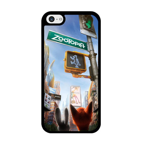 Zootopia Traffic Light iPhone 5 | 5s Case