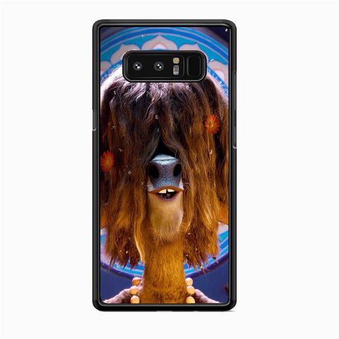 Zootopia Yax Samsung Galaxy Note 8 Case