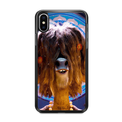 Zootopia Yax iPhone XS Case