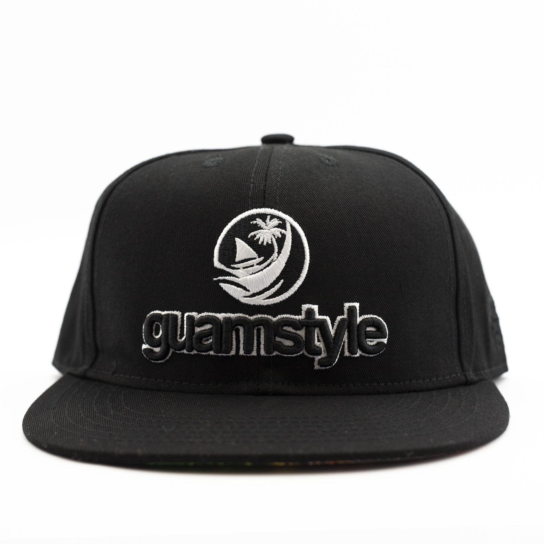 The Ayuyu  Snapback Logo Hat