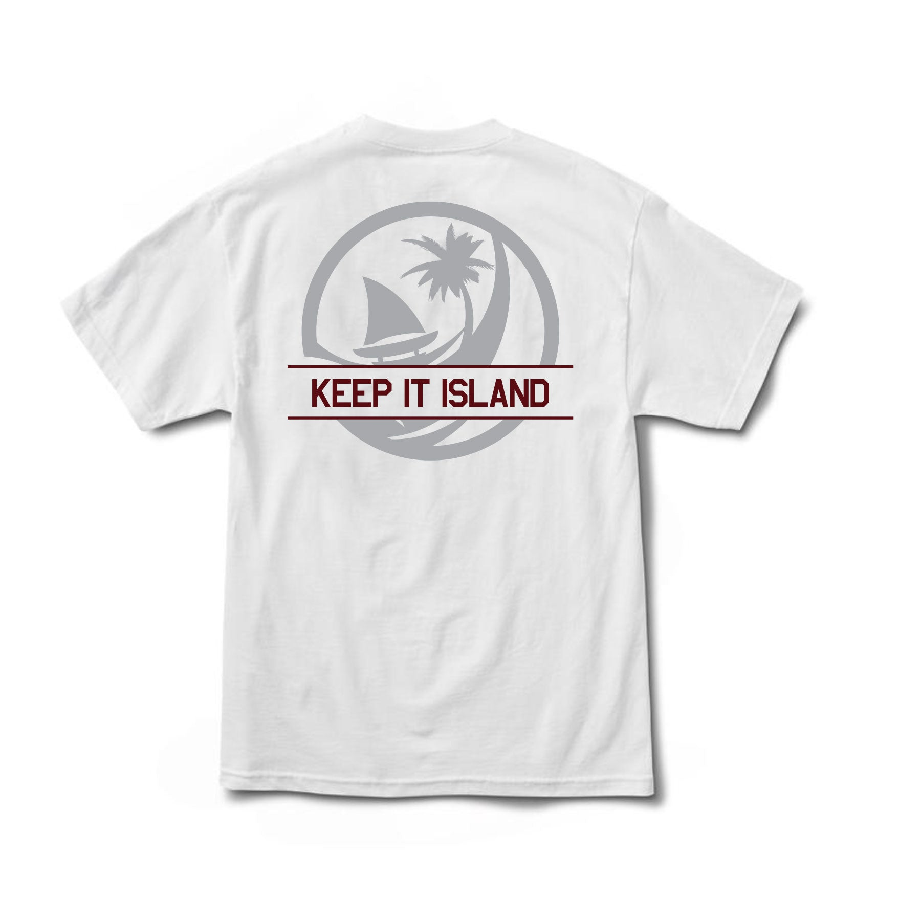Keep It Island Tee by Guamstyle