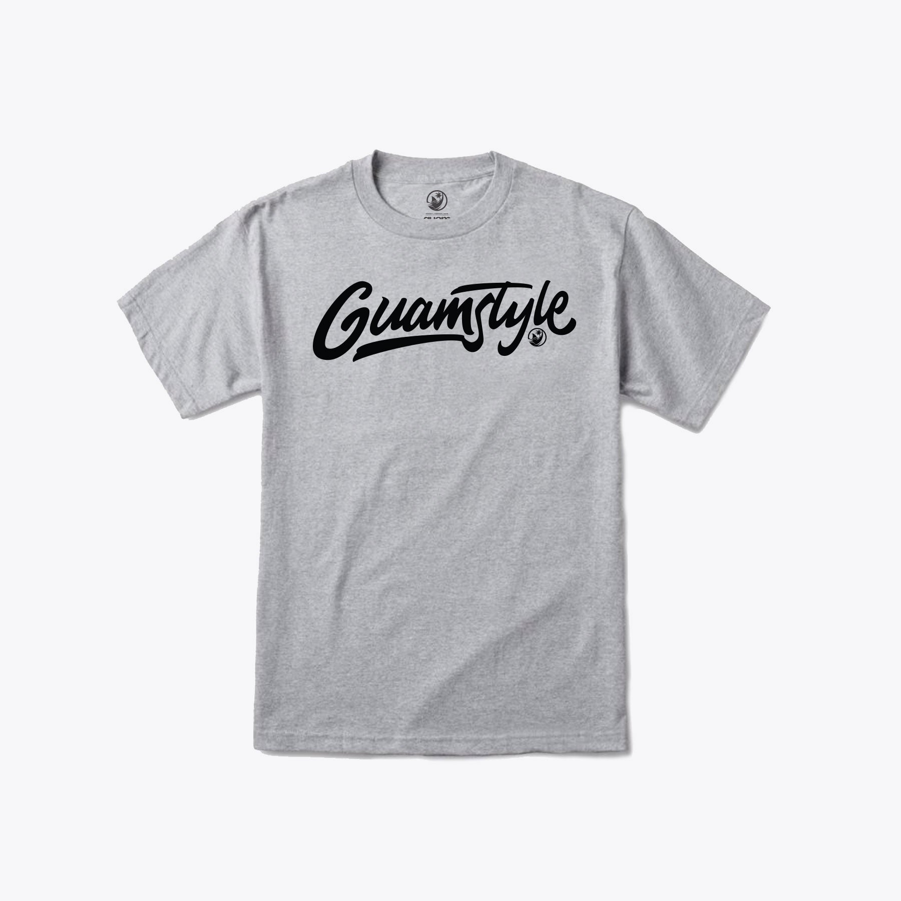 Script Tee by Guamstyle