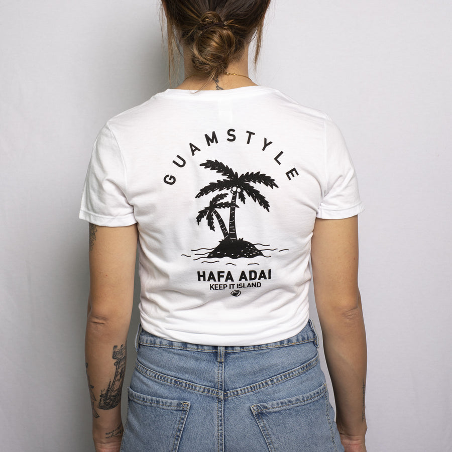 Hafa Island Relaxed Tee by Guamstyle