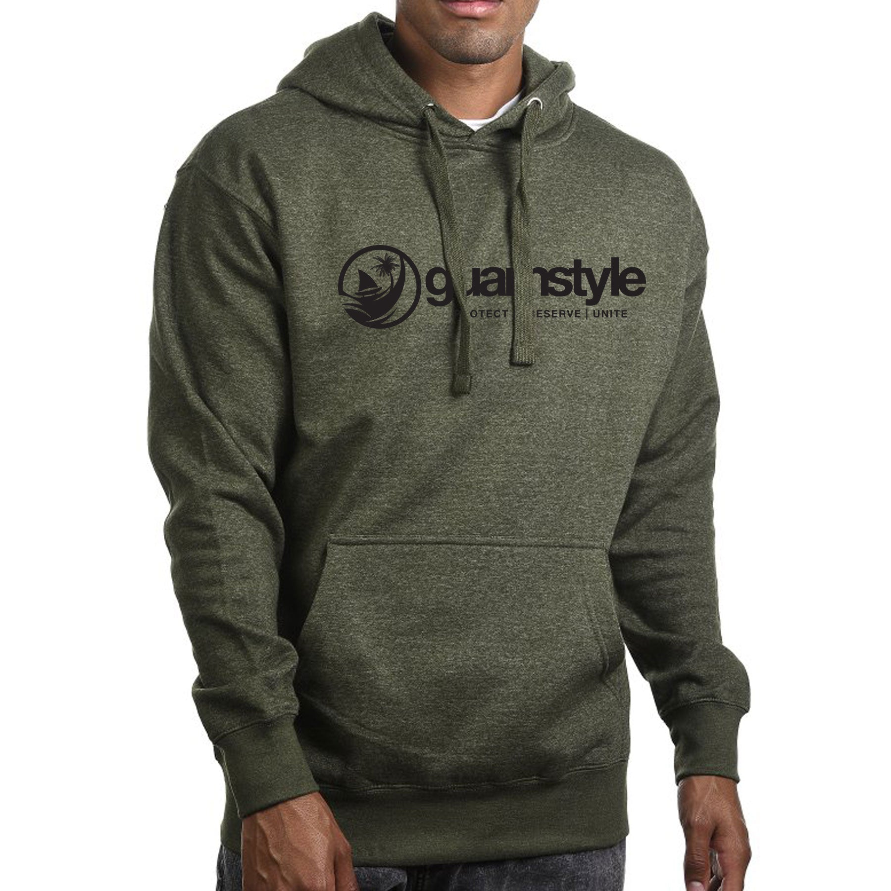 OG Logo Hoodie by Guamstyle