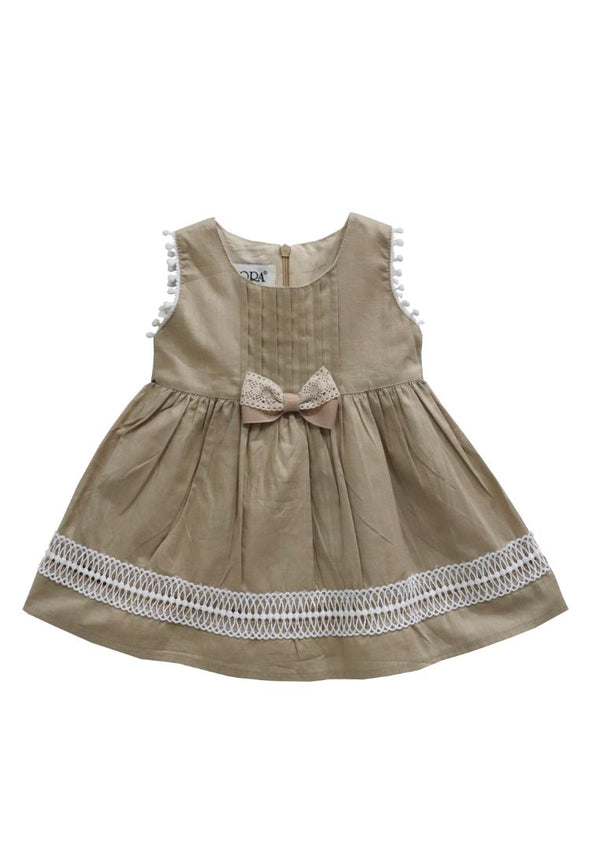 Reina Cotton Girl Dress