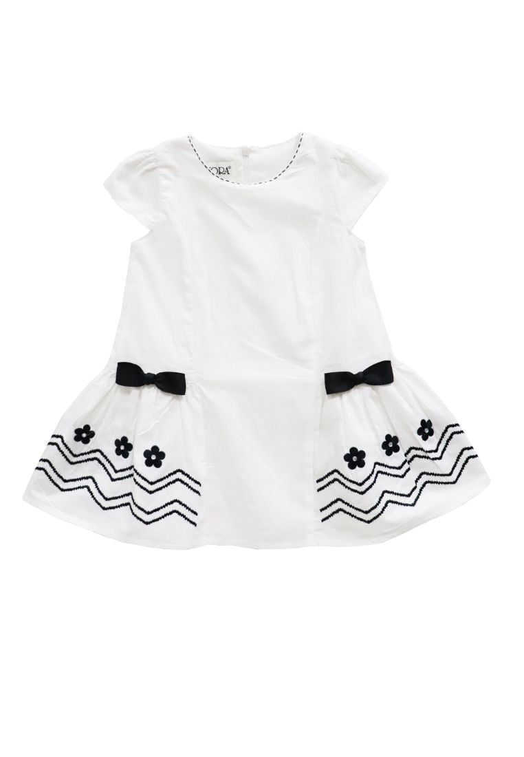 Tania Cotton Girl Dress