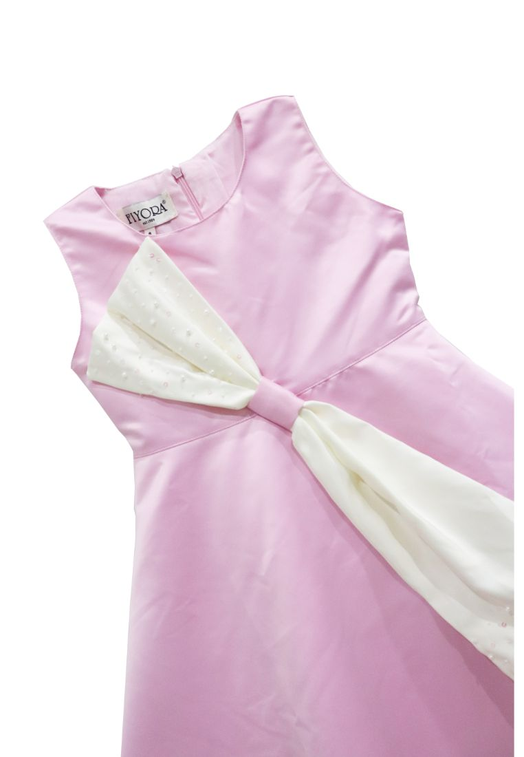 Aleena Pretty Bow Girl Dress