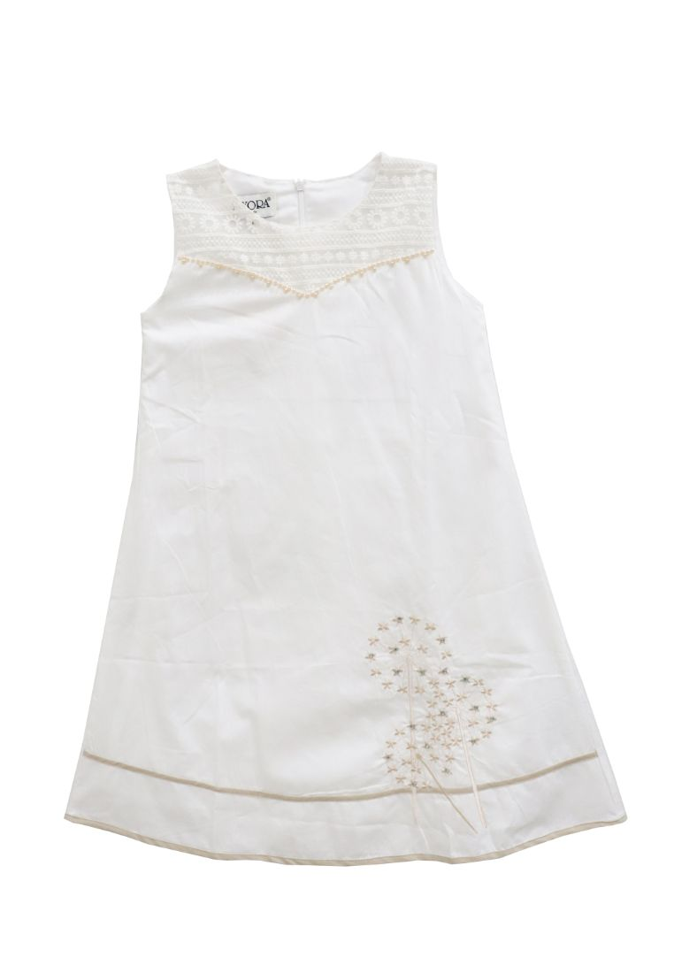 Anika Cotton Girl Dress