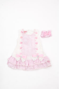 Leia Bubble Baby Dress