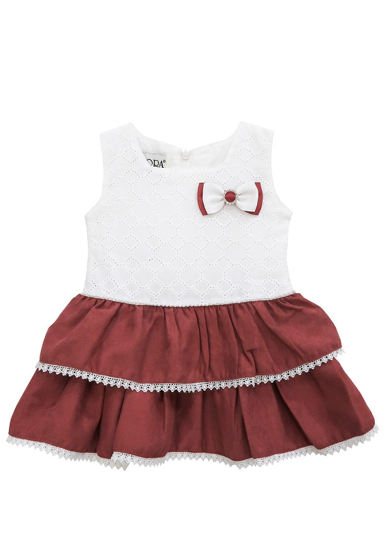 Ava Cotton Baby Dress