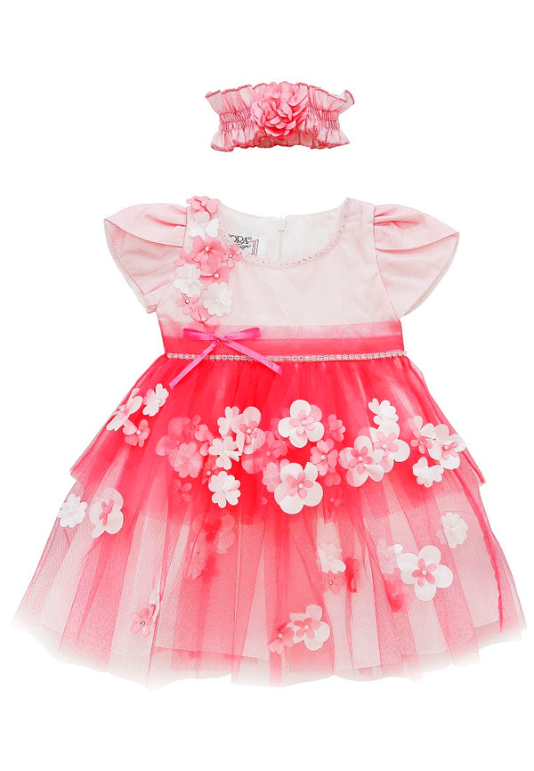 Esmeralda Tulle Baby Dress