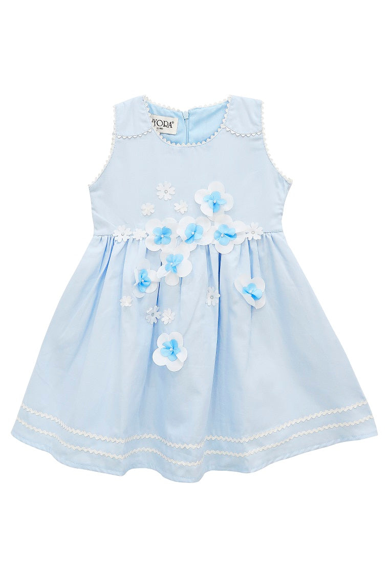 Audrey Cotton Baby Dress