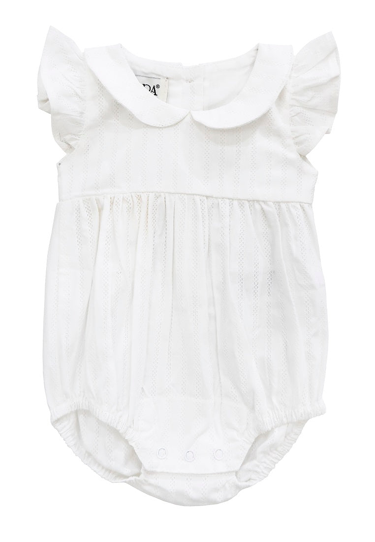 Elyse Cotton Baby Romper