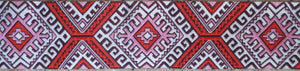 Aztec...Pink and Red