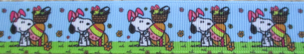 Easter Eggs...and Snoopy 1 Inch