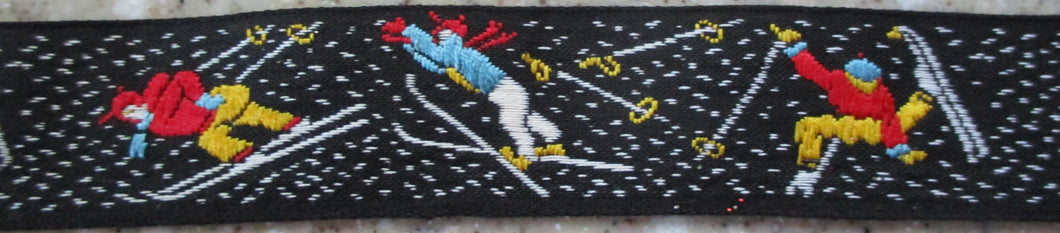 Skiers 1 Inch