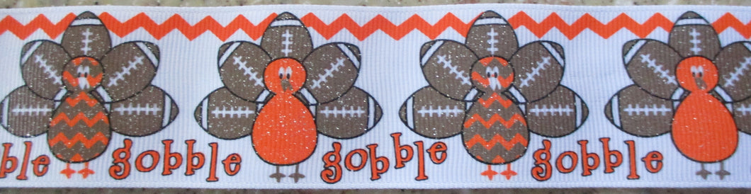 Turkey...Gobble Football