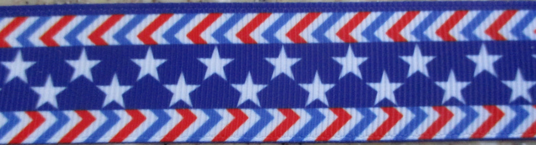 Stars and Stripes 1 Inch