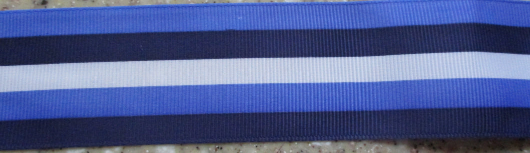 Stripes...of Blue