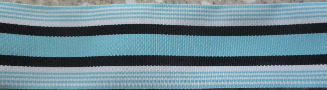 Stripes...Turquoise