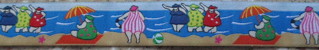 Bathing Beauties 1 Inch