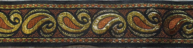 Paisley...Light Brown