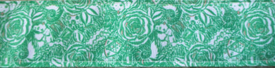 Floral...Abstract Green