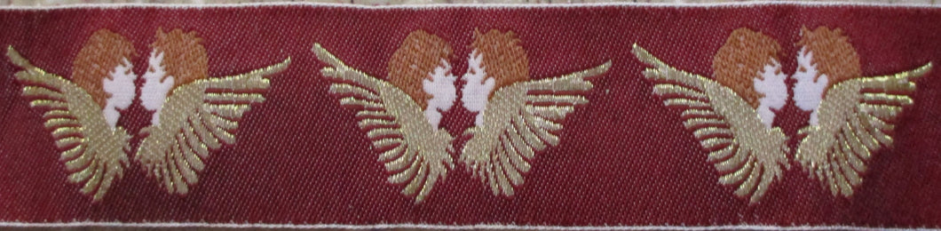 Angels...on Burgundy