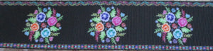 Flowers in a Mexican Design 2