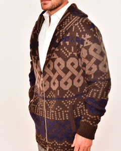 CVLZD Shawl Collar  Cardigan