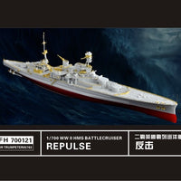 Upgrade set for Trumpeter Repulse