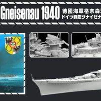 German battlecruiser Gneisenau 1940
