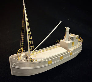 Clyde Puffer / VIC (Victualling Inshore craft) waterline version