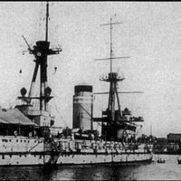 Spanish battleship Jaime 1 1936