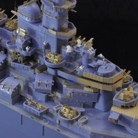 Upgrade set for Tamiya 1/350 USS Missouri
